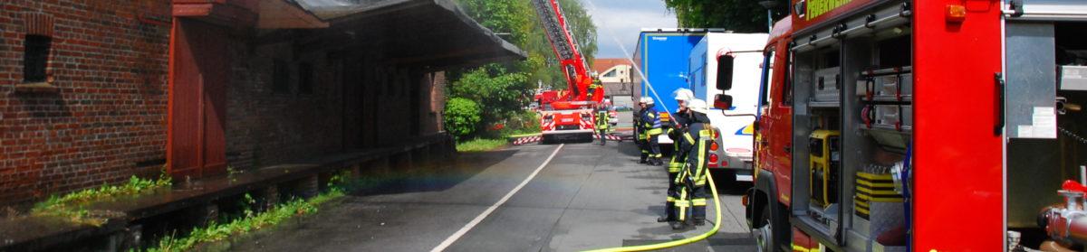 Freiwillige Feuerwehren der Gemeinde Wölpinghausen